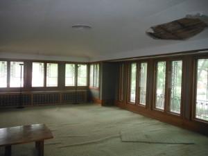 Frank Lloyd Wright decay