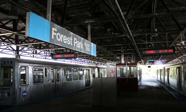 forest park transportation